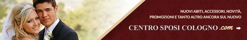 Nuovi abiti, accessori, novità, promozioni e tanto altro ancora sul nuovo www.centrosposicologno.com